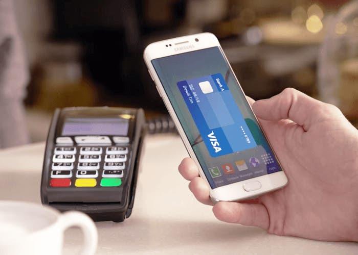 Samsung Pay, sistema de pagos móviles por NFC