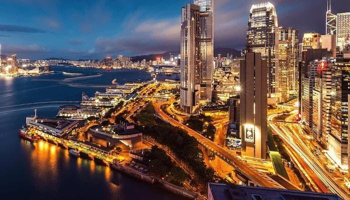 Asia ciudad
