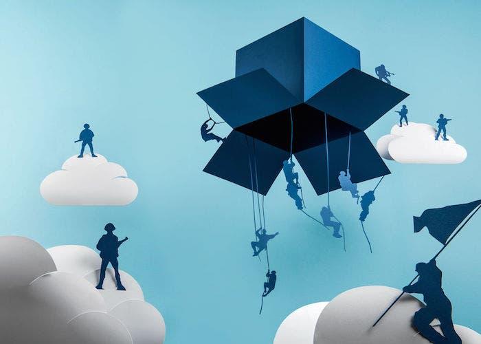 Dropbox nube