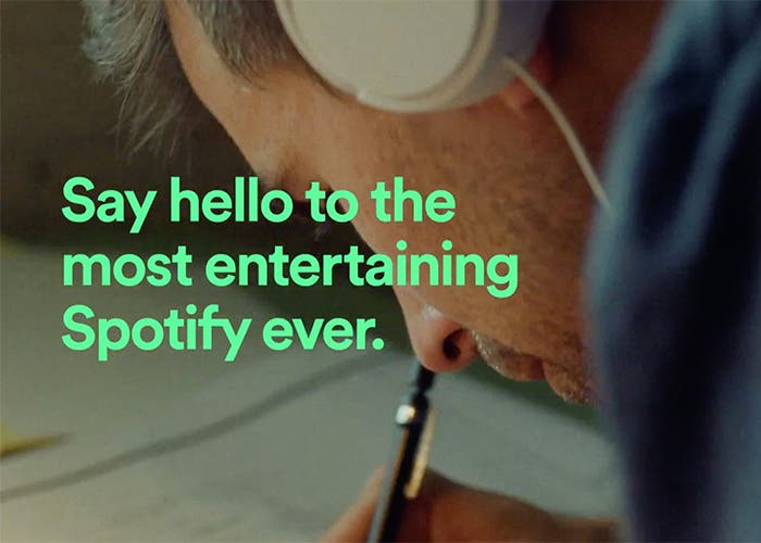 Nuevo Spotify