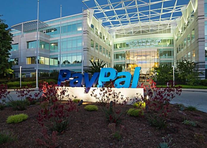 Sede de PayPal