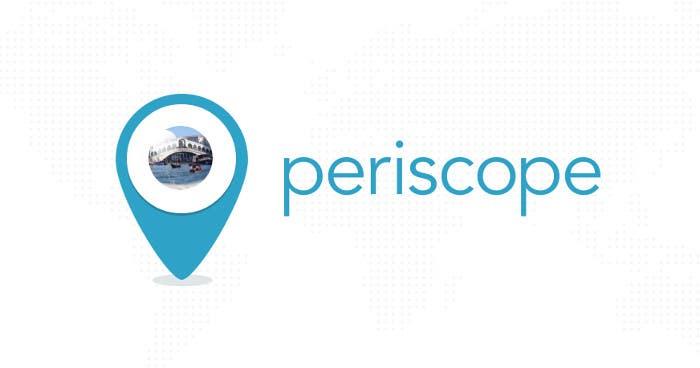 Logo de la app Periscope