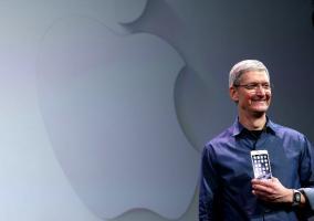 Keynote de Apple con Tim Cook
