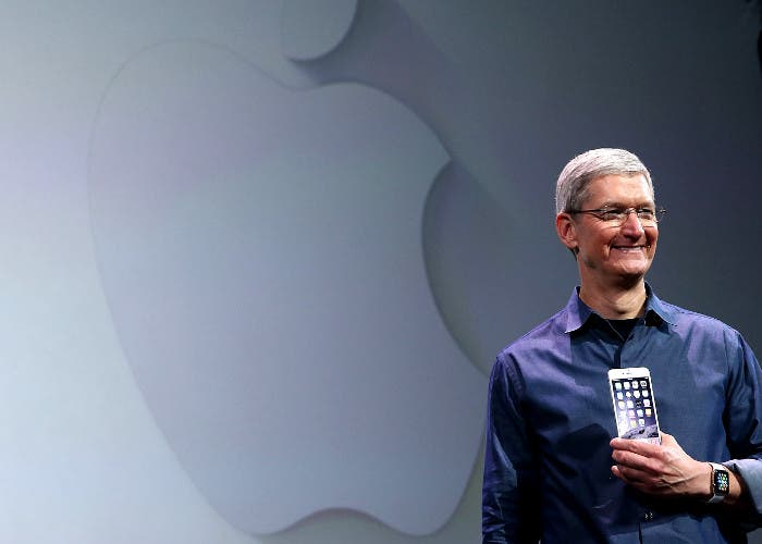 Keynote de Apple con Tim Cook