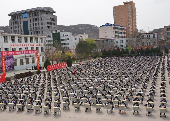 china_examen_gaokao