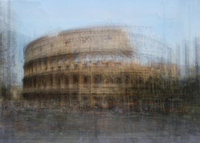Coliseo de Roma por Corinne Vionnet