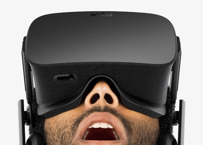 Casco de realidad virtual Oculus Rift