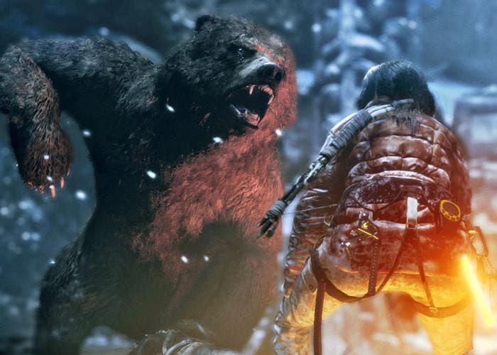 Imagen del videojuego Rise of the Tomb Raider