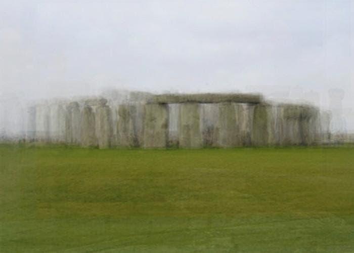 Stonehenge por Corinne Vionnet