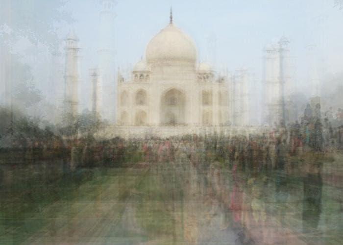 Taj Mahal por Corinne Vionnet