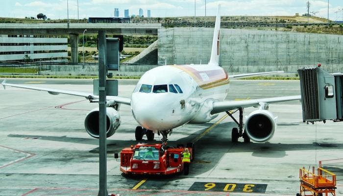 Avion Iberia