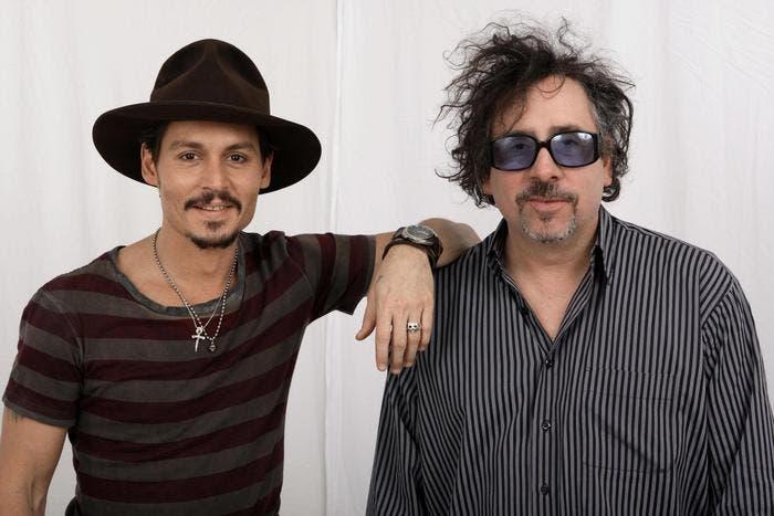 Burton y Depp