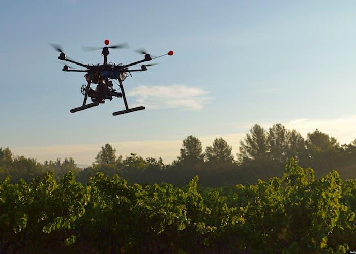 Drone fotografía
