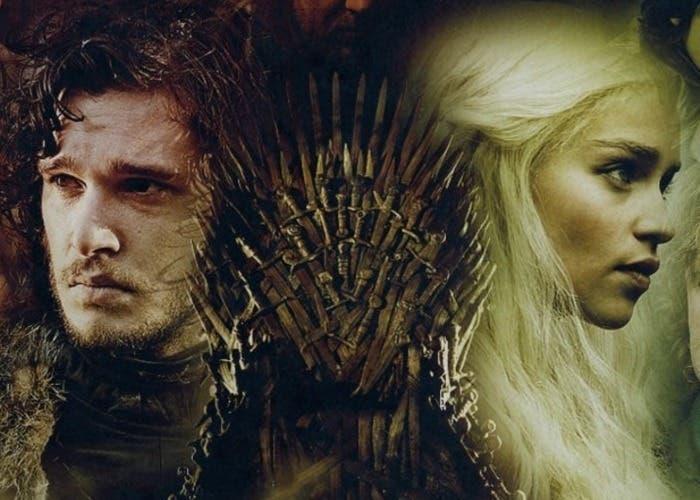 Nieve y Daenerys