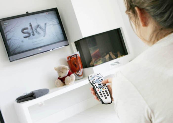 Sky television de pago