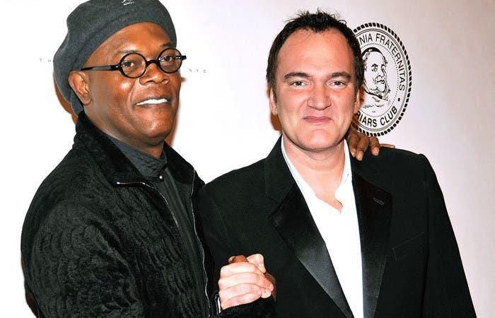 Tarantino y Jackson
