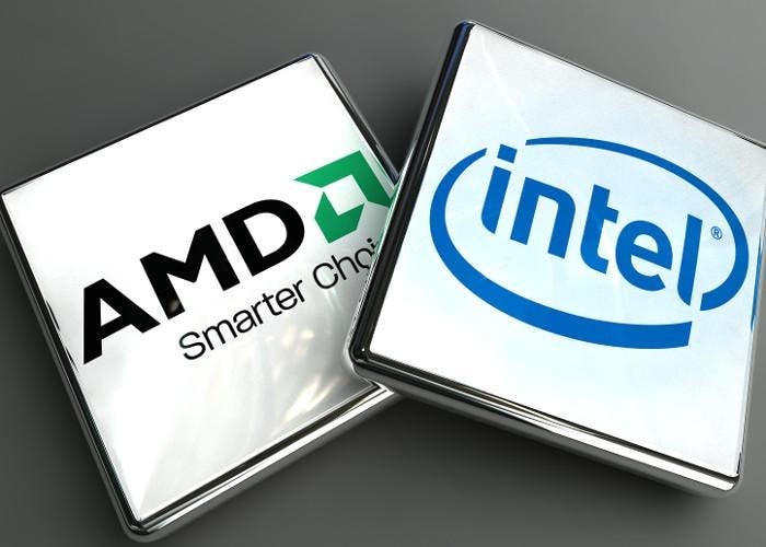 Intel contra AMD