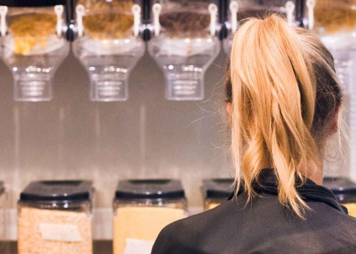 Supermercado sin residuos