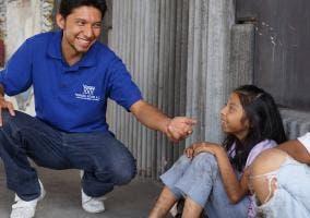 Ayuda a la pobreza