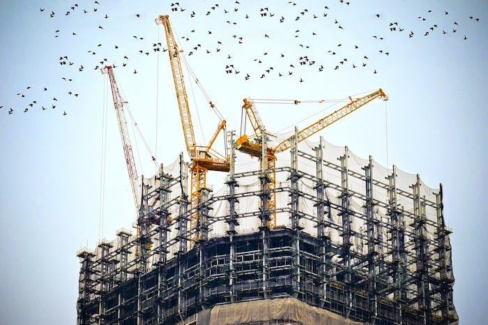Desarrollo construcción