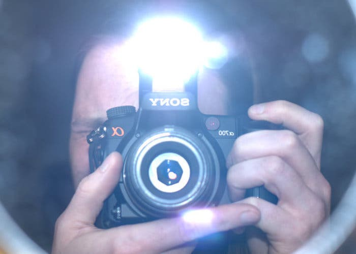 Abuso del flash en las camaras