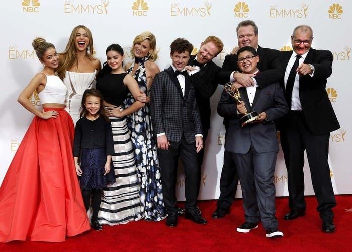 Modern Family Emmy 2014