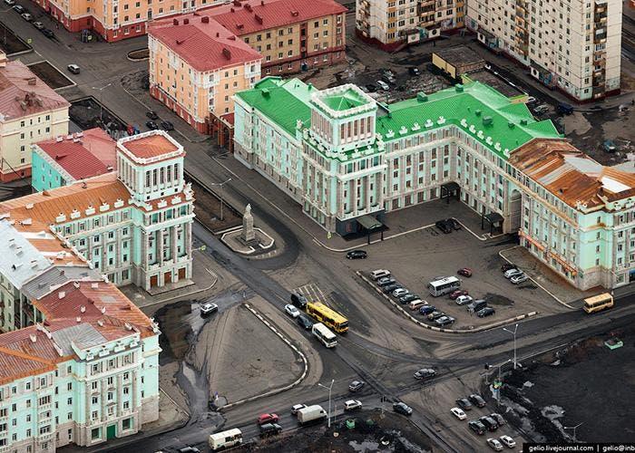 Ciudad de Norilisk