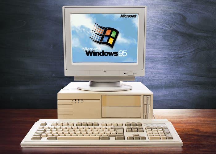Imagen de un PC antiguo