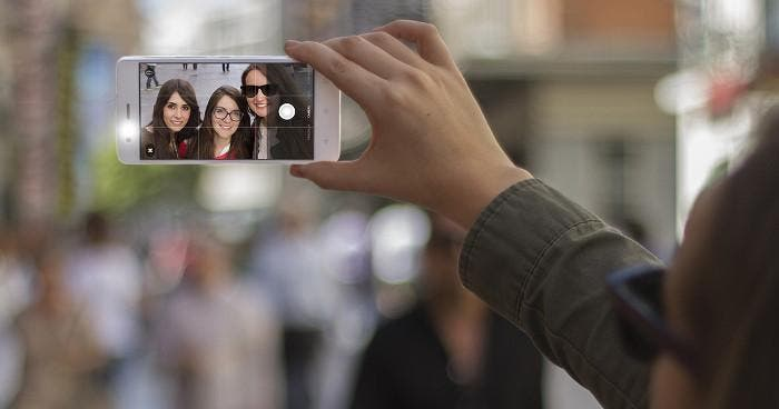 Smartphone bq Aquaris M5