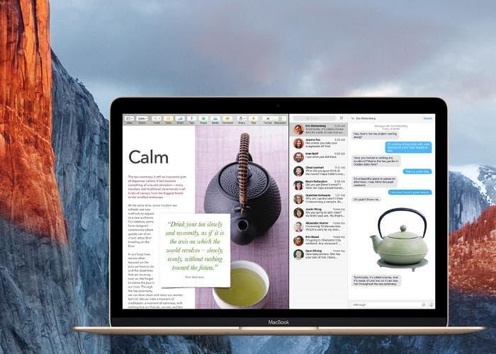 Sistema operativo OS X El Capitan