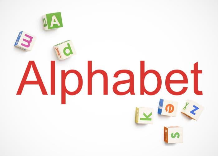 Logo de Google Alphabet