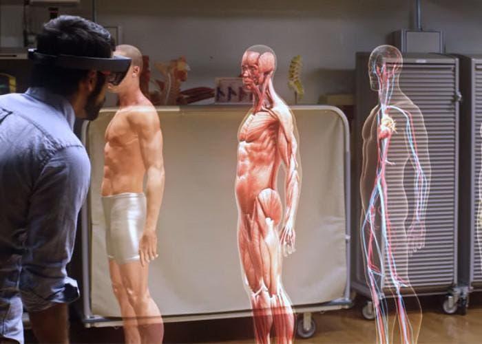 HoloLens en medicina