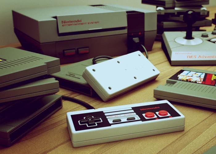 Videoconsola NES