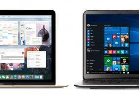 OS X El Capitan vs Windows 10