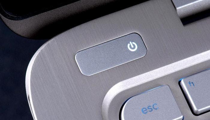 Botón de power