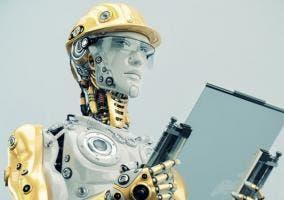 Robot trabajador