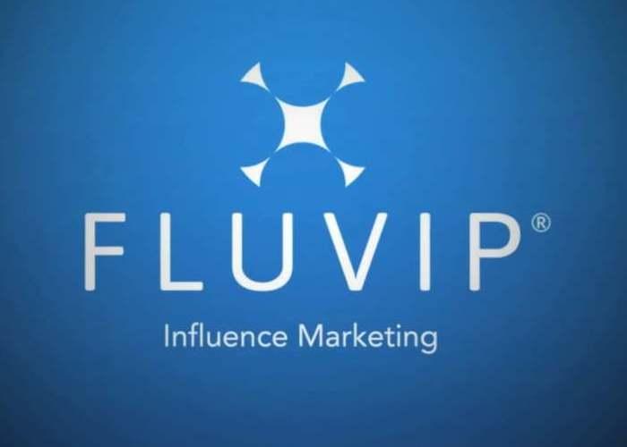 FLUVIP emblema eslogan