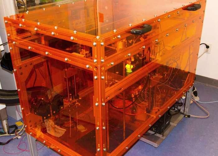 Impresora 3D Multifab