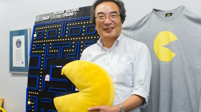 Iwatani Pac-Man
