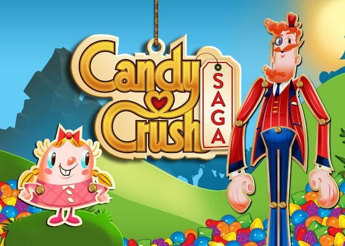 Imagen del videojuego Candy Crush Saga