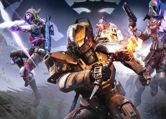 Imagen promocional del videojuego Destiny