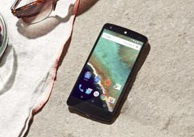 Smartphone Google Nexus 5 2013 de LG