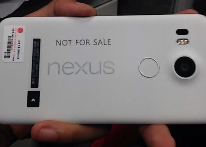Google Nexus 5 2015 de LG filtrado