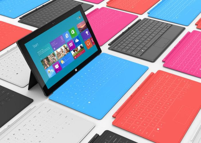 Microsoft Surface con Windows RT
