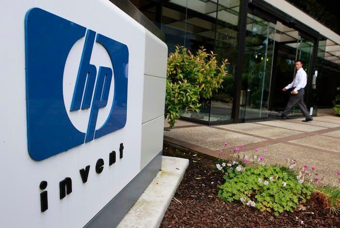 HP oficinas