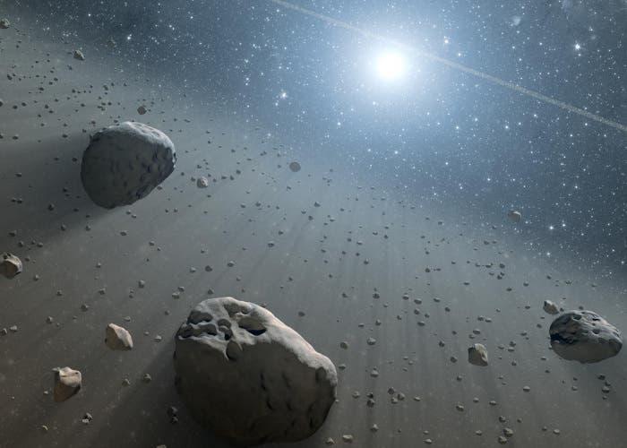 Posible vida alienígena descubierta
