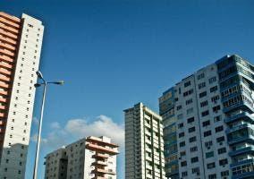 Rascacielos cubanos