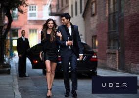 Uber publicidad