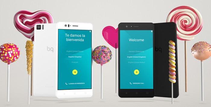 Android en bq