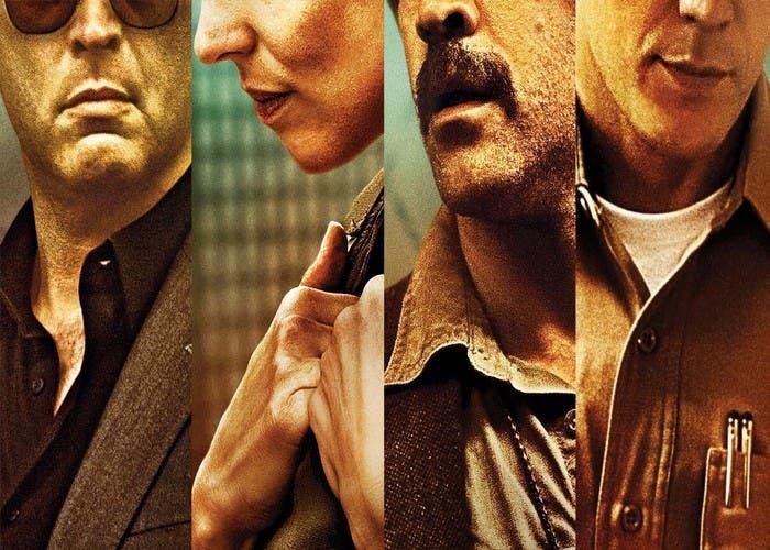 Cuarteto de True Detective